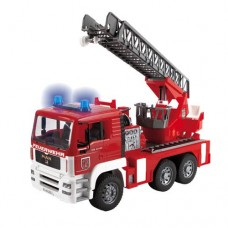 Fire Engine with Water Pump Light & Sound - Bruder 2771