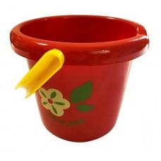 Bucket 18cm - BIO Plastic - Gowi Toys