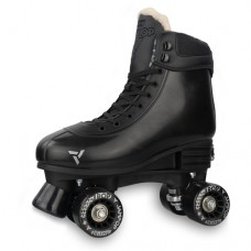 Roller Skates - Jam Pop Adjustable Skates - Size 3 - 6 - Black