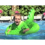 Pool Toy - Lil' Float T-Rex - Big Mouth