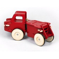 Truck Wooden Ride-on - Red - Moover