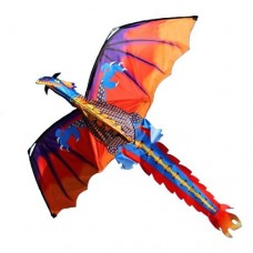 Kite - Fire Dragon - Windspeed