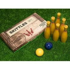 Garden Games - Wooden Skittles