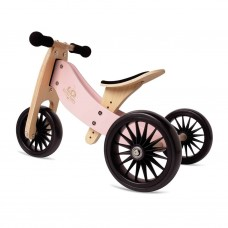 Tiny Tot Trike PLUS - Balance Bike ROSE - Kinderfeets  NEW STOCK AVAILABLE NOW!!