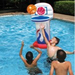 Pool Toy - Kool Dunk Basketball