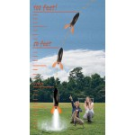 LiquiFly Deluxe - Water Powered Rocket