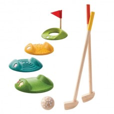 Mini Golf Wooden - Plan Toys
