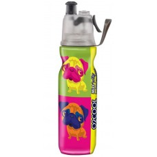 O2Cool Mist n Sip Arctic Squeeze Drink Bottle - PUG