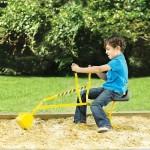 Sandpit Digger Rotating Metal - Orbit