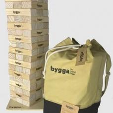 Bygga Tower - Garden Jenga style game - Planet Finska