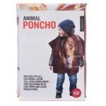 Rain Poncho - Lion