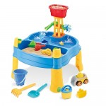 Sand & Water Play Table - with accessories 12 pce