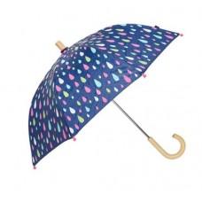Umbrella Colour Changing - Rain Drops - Hatley