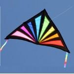 Kite - Sunrise Delta Kite - Windspeed