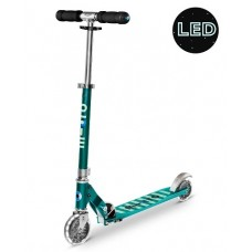 Scooter - Microscooter Sprite LED - Sea Green