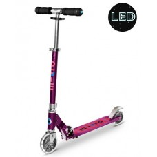 Scooter - Microscooter Sprite LED - Purple