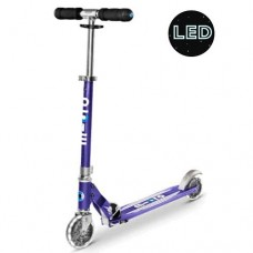 Scooter - Microscooter Sprite LED - Blue Stripe