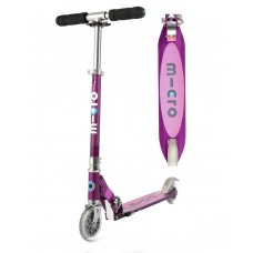 Scooter - Microscooter Sprite - Purple Stripe
