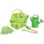 Gardening Tools in Tote Bag - Bigjigs Toys