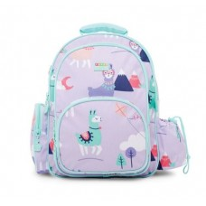 Backpack Large - Loopy Llama - Penny Scallan  LIMITED EDITION