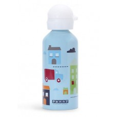 Drink Bottle - Big City - Penny Scallan