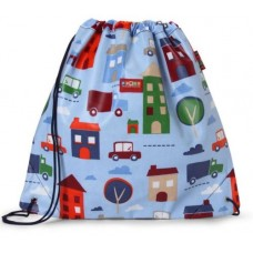 Library Bag - Big City  - Penny Scallan