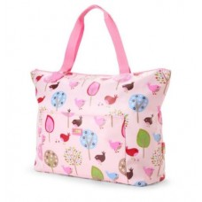 Tote Bag - Chirpy Bird   - Penny Scallan