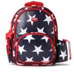 Backpack Large - Navy Star  - Penny Scallan