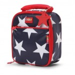 Lunch Box - Navy Star - Penny Scallan