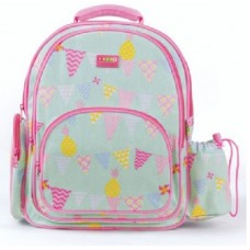 Backpack Large - Pineapple Bunting  - Penny Scallan
