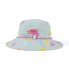 Hat - Pineapple Bunting  - Penny Scallan