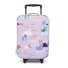 Wheelie Bag Kids Suitcase - Loopy Llama - Penny Scallan LIMITED EDITION