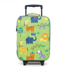 Wheelie Bag Kids Suitcase - Wild Thing - Penny Scallan LIMITED EDITION