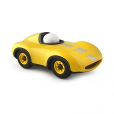 Playforever Car - Mini - Yellow