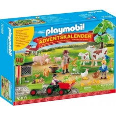 Advent Calender - Farm - Playmobil NEW in 2020