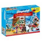 Advent Calendar Santa's Workshop - Playmobil
