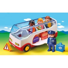 Airport Shuttle Bus - Playmobil 123