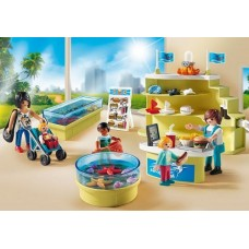 Penguin Enclosure - Playmobil Aquarium