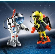Astronauts - Playmobil Space NEW 2019