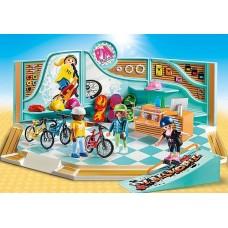 Bike & Skate Shop - Playmobil LIMITED STOCK
