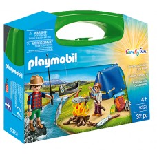 Camping Carry Case - Playmobil  NEW in 2020