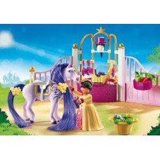 Castle Stable - Playmobil Princess NEW in 2017