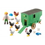 Chicken Coop - Playmobil Country NEW in 2020