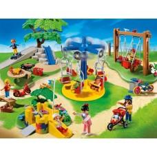 Children's Playground - Playmobil City Life   NEW in 2021