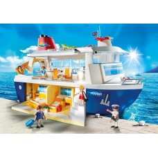 Cruise Ship Play Set - Playmobil