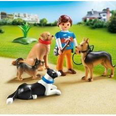 Dog Trainer - Playmobil  NEW in 2019