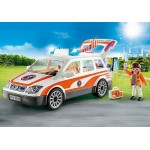 Emergency Car - Playmobil City Action NEW in 2020 COMING SOON