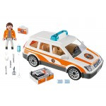 Emergency Car - Playmobil City Action NEW in 2020