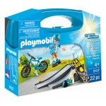 Extreme Sports Carry Case - Playmobil  NEW in 2020