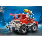 Fire Truck - Playmobil City Action Fire